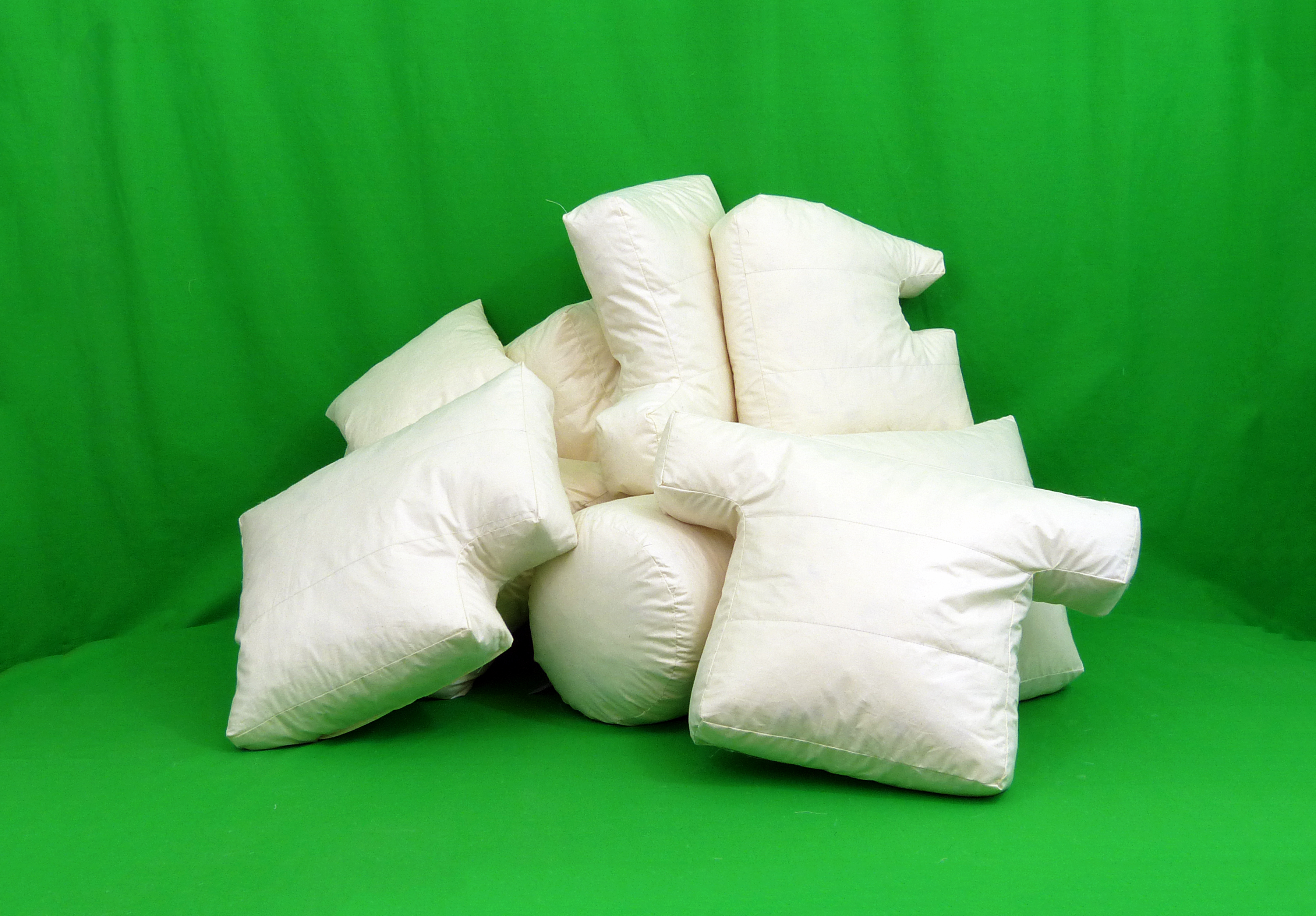 pillows feather pillow artex show product manchester pack imports two direct