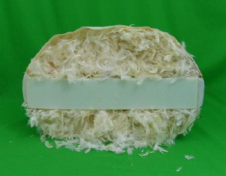 Foam Feather Wrap