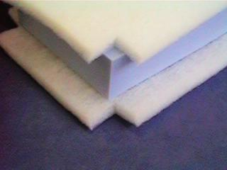 Foam Covered Dacron